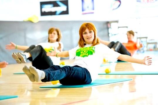Аеробіка: 4 простих кроки до схуднення