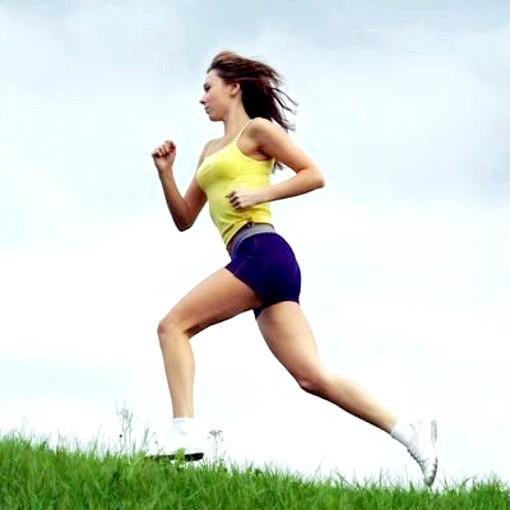 Як бігати, щоб накачати м'язи