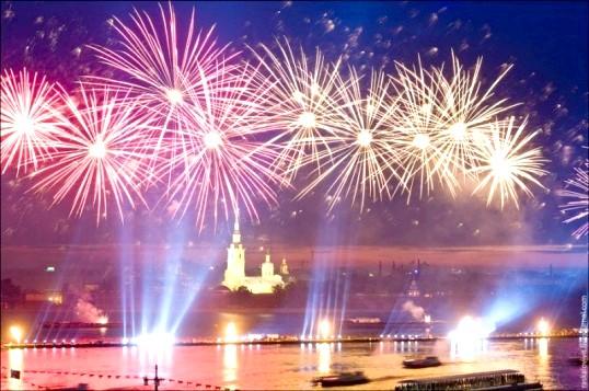 Як і де зустріти новий рік в Санкт-Петербурзі