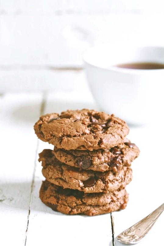 Як спекти шоколадне печиво