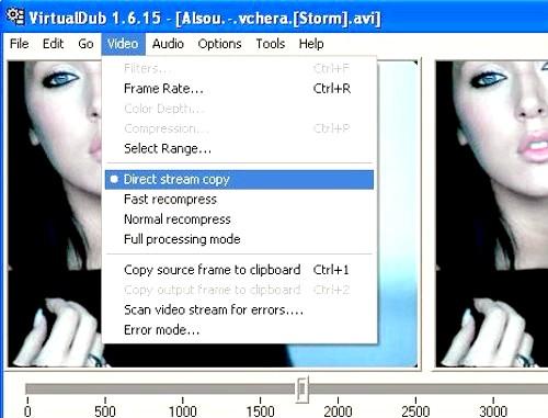Як з відео вирізати фото