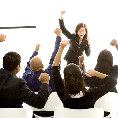 Як ефективно виступати на публіці