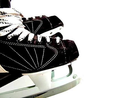 Як кататися на ковзанах