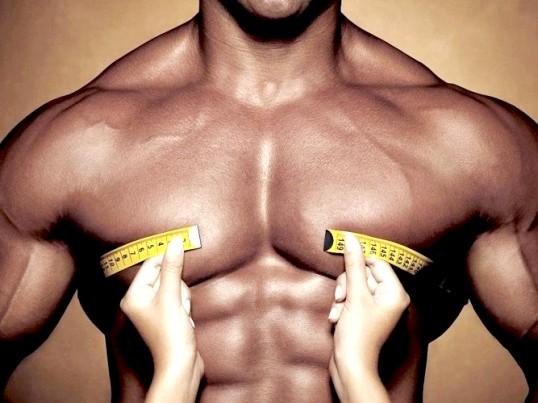 Як чоловікові накачати м'язи