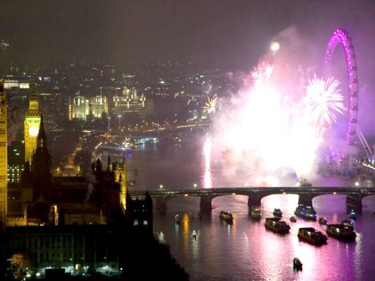 Як незвично зустріти Новий рік в Європі