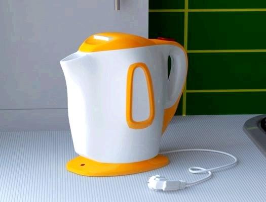 Як відмити накип у чайнику