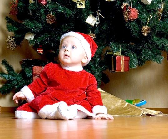 Як відсвяткувати Новий рік з малюком
