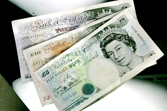 Як перевести гроші в Англію