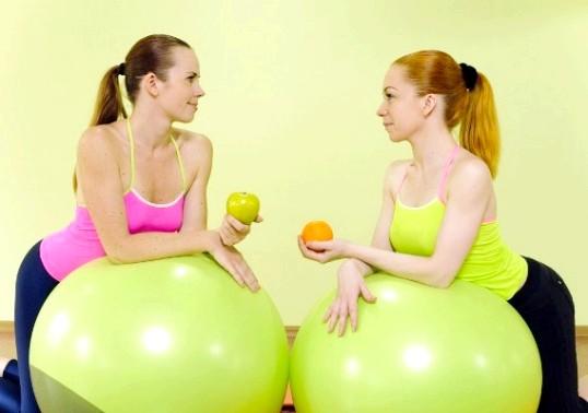 Як харчуватися при заняттях фітнесом