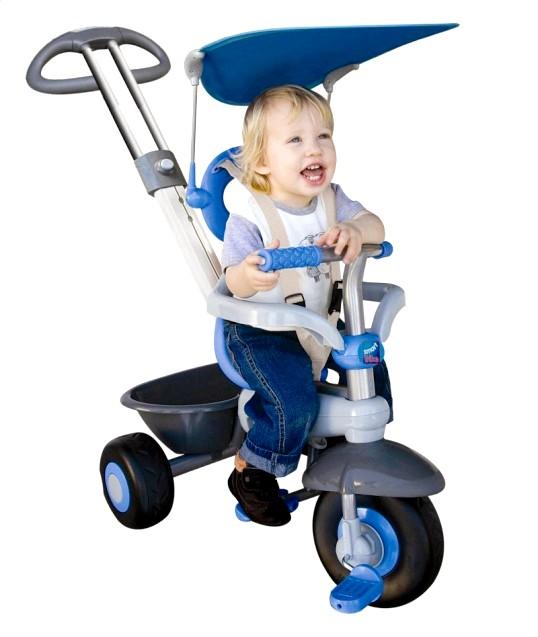 Як підібрати дитячий триколісний велосипед