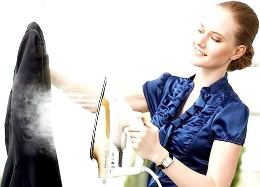 Як погладити шкірозамінник