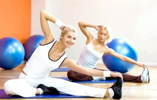 Як схуднути в області стегон