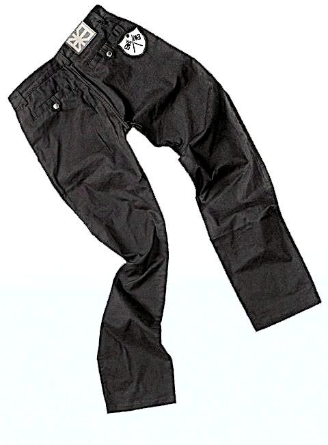 Як пофарбувати чорні брюки