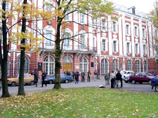 Як вчинити в Санкт-Петербурзький Державний Університет
