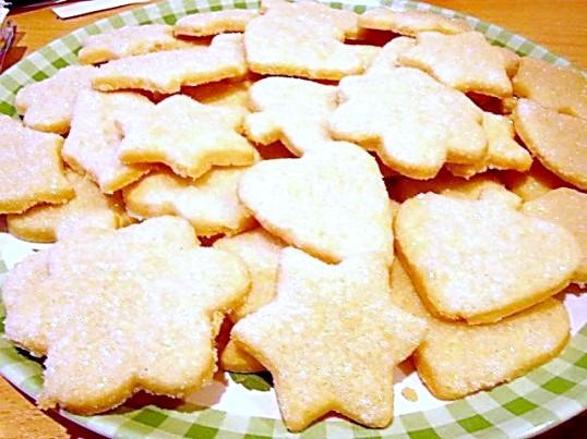 Як приготувати солодке фігурне печиво?