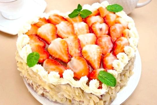 Як приготувати торт «Серце»