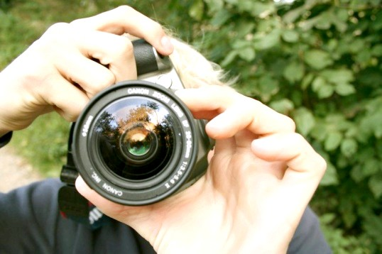 Як продати об'єктив Canon
