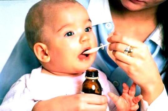 Як зняти температуру у дитини до року