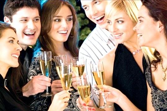 Як зустріти Новий рік в колективі