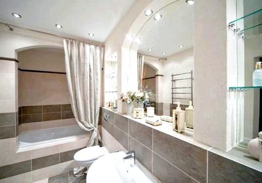 Як вибрати дзеркало для ванної