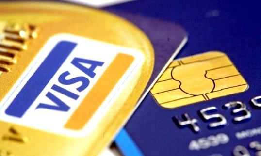 Як заблокуваті картку Visa