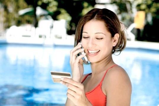 Як заплатити за телефон з банківської картки