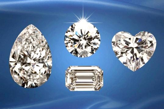 Які бувають діаманти