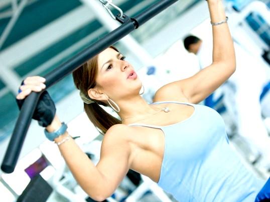 Силові тренування допоможуть швидко схуднути