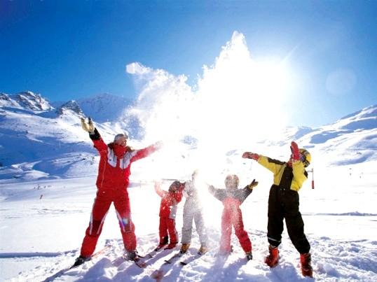 Куди поїхати відпочивати з дітьми взимку