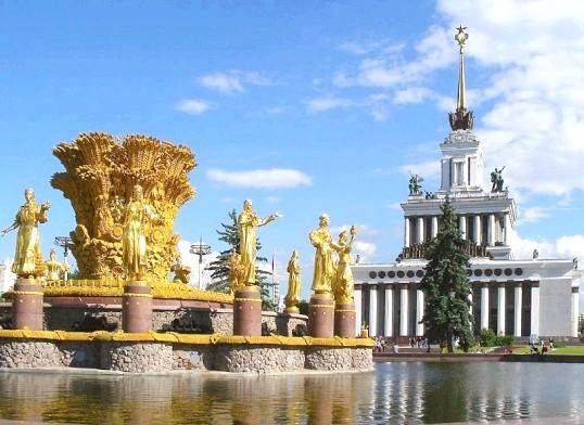Куди піти у Москві в грудні