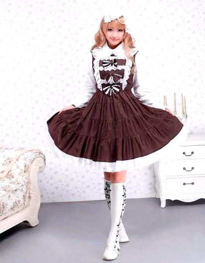Плаття в стилі Лоліта
