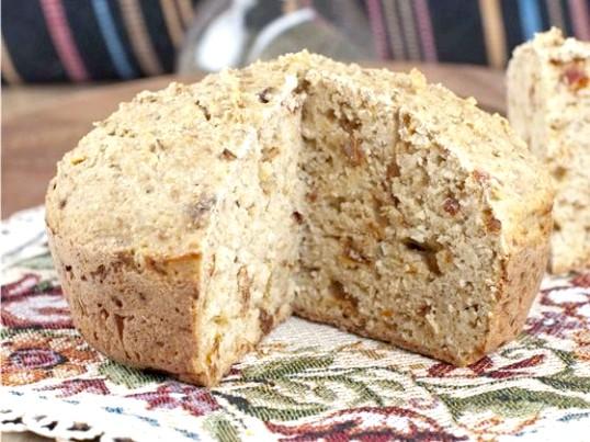 Бездріжджовий хліб в мультиварці