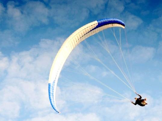 Як використовувати парашут