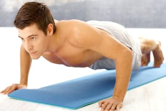 Як накачати м'язи грудної клітки в домашніх умовах