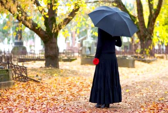 Як одягнутися на похорон