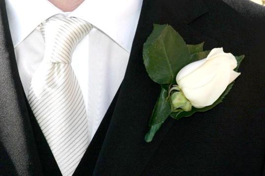 Як одягтися на весілля нареченому