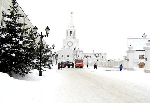 Як відзначити Новий рік в Казані