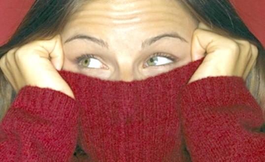 Як розтягнути сів вовняний светр