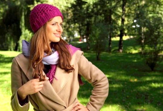 Як зшити осіннє пальто