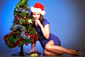 Вибір новорічного вбрання 2014