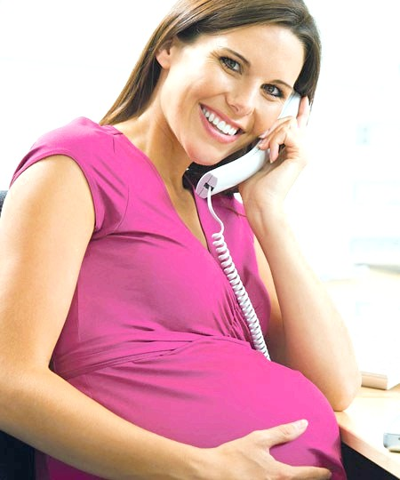 Як розповісти про вагітність близьким