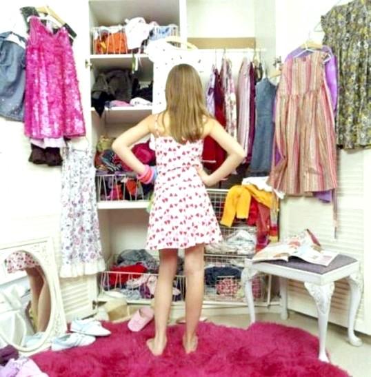 Як скласти модний гардероб