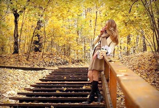 Як стильно одягнутися восени