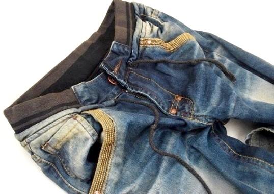 Як прикрасити старі джинси