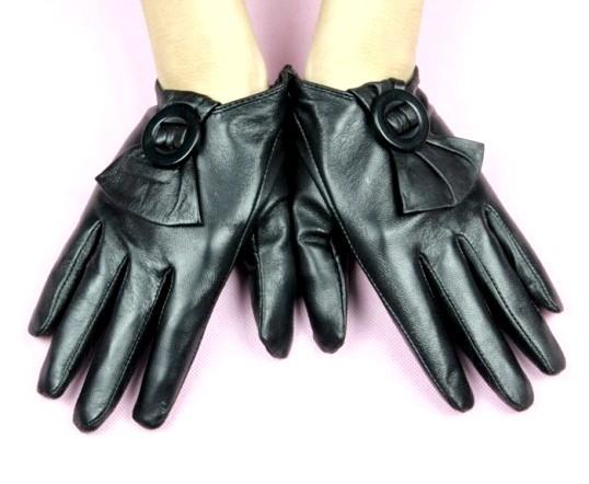 Як зменшити шкіряні рукавички