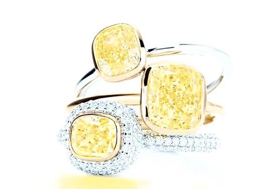 Які є дорогоцінні камені жовтого кольору