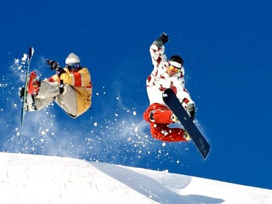 Які є відомі фільми про сноубордистів