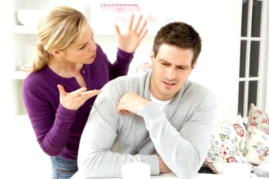 Які жіночі питання дратують чоловіків