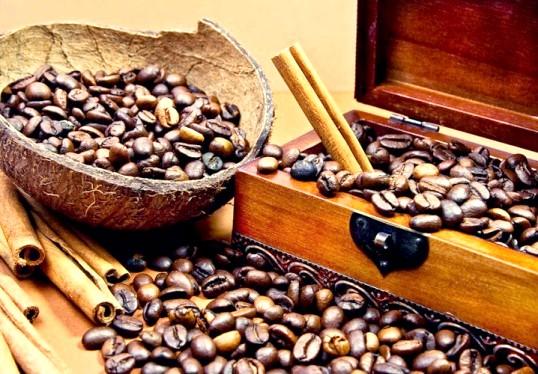 Кава в домашній косметології