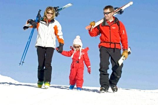 Куди поїхати на новорічні канікули з дітьми
